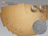 Lot de 25 cartons pour déménagement + 2 rouleaux Adhésifs PP + 1 rouleau bulles -  aide au demenagement