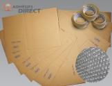Lot de 40 cartons pour déménagement + 3 rouleaux Adhésifs PP + 1 rouleau bulles -  aide au demenagement