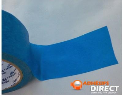 Adhesif de masquage bleu 50mm x 25m ruban de masquage for Ruban de masquage peinture
