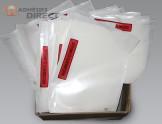 """Pochettes porte-document d'expédition """"DOCUMENTS CI-INCLUS"""" - 220mm x 110mm"""